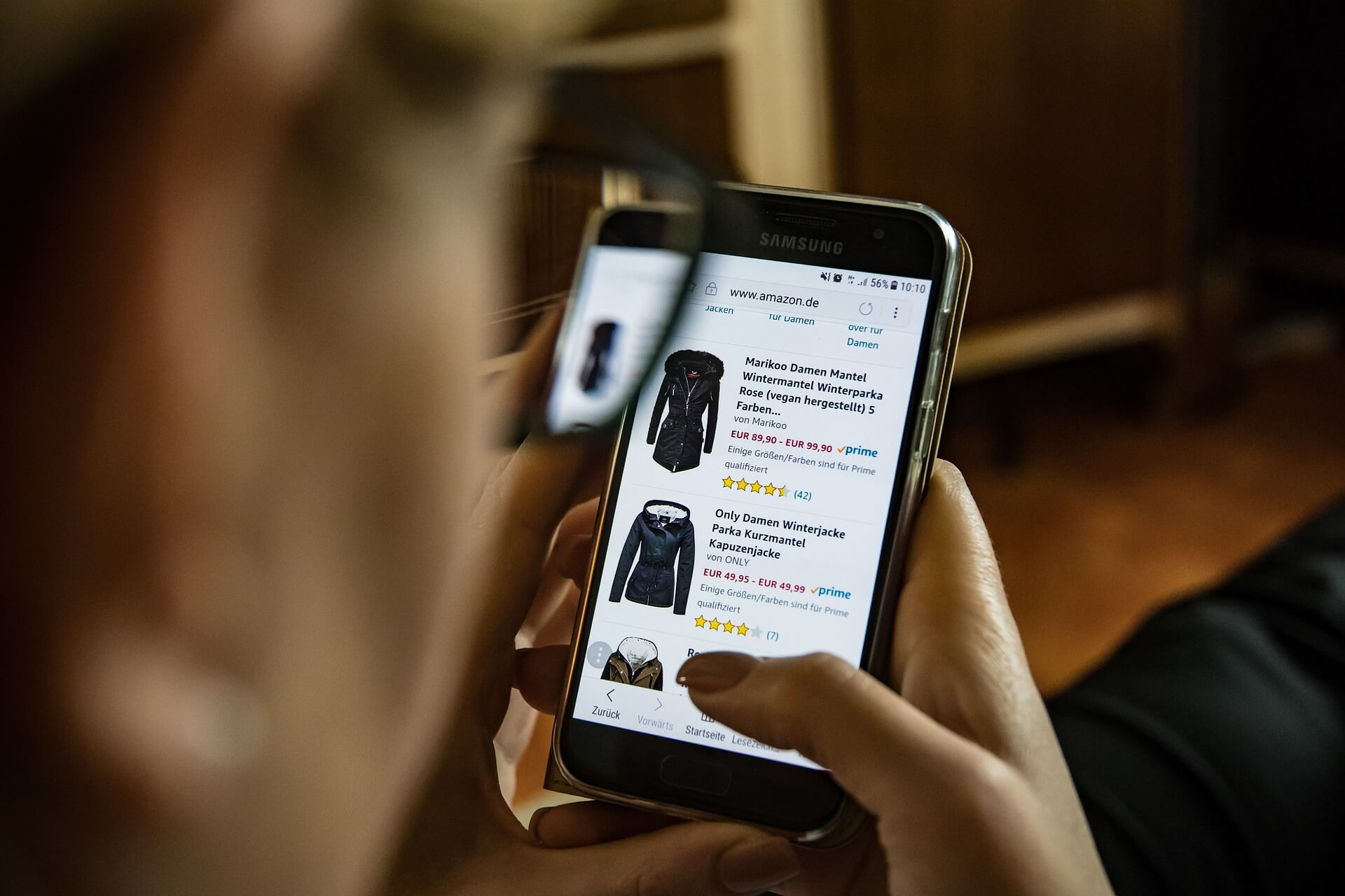 Amazon Dominates Online Sales