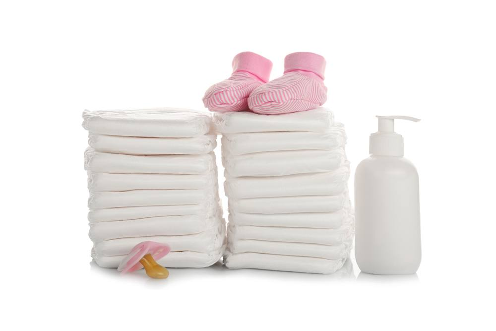 6 Ways to Get Totally Free Baby Diapers